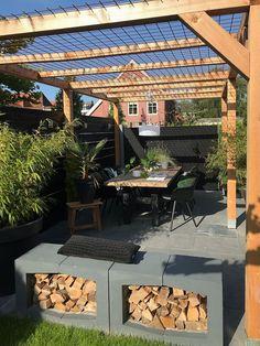 My home @jellinadetmar #home #interior #interiordesign #interieurinspiratie #designinspiration #designinterior #wonen #garden #tuin #tuininspiratie #tuinieren #pergola