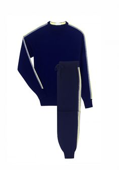 eaf95fa19 Missy New York Silk-Cashmere Tracksuit - The Missy Tracksuit - Shop Olivia  Von Halle