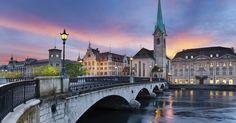 Roteiro de um dia em Zurique | Suíça #Suíça #Zurique #europa #viagem