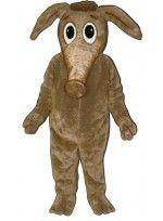 Mascot costume #1615-Z Comic Aardvark