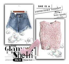 """""""Untitled #130"""" by anelaa1923 ❤ liked on Polyvore featuring Kate Spade"""