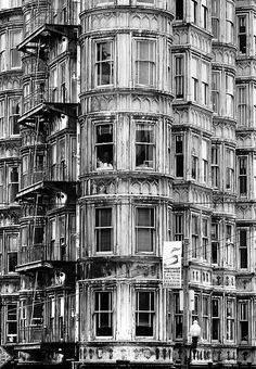 San Francisco--Architecture of Time by Thomas Hawk, via Flickr