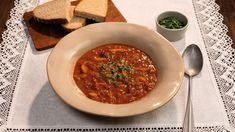 Chana Masala, Ethnic Recipes, Food, Red Peppers, Essen, Meals, Yemek, Eten