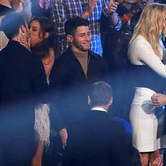 Nick Jonas Fifth-Wheeling His Brothers at the VMAs Is Almost Begging to Be Meme'd Celebrity Dads, Celebrity Crush, Celebrity Photos, Nick Jonas Smile, Joe Jonas, Nick Jonas Tattoo, Danielle Jonas, Paparazzi Photos, Marvel Films