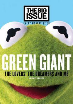 The Big Issue (UK) Kermit is mijn vriend