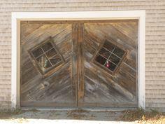 another barn door...