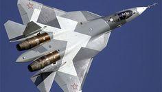 Сверхзвуковой компьютер-истребитель: самолет-невидимка Т-50 ПАК ФА - Телеканал «Звезда»