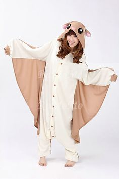 KIGURUMI Cosplay Romper Charactor animal Hooded Night clothes Pajamas Pyjamas Costume sloth outfit