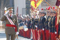 Foro Hispanico de Opiniones sobre la Realeza: El Rey Felipe en la Academia General Militar de Zaragoza