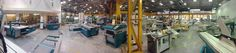 Inside our Factory Showroom Near London