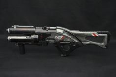 Amazing recreation of the N7 rifle.