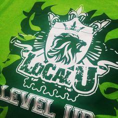 Loving my #cluster #tshirt #Team #emergeLU #emerge2012 #emergeneon