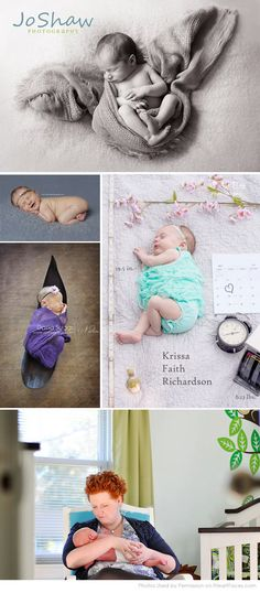 50 More Beautiful Newborn Photos to Inspire Every Photographer   Compiled by iHeartFaces.com