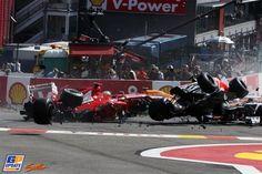 フェルナンド・アロンソ, フェラーリ, 2012 Belgian F1 グランプリ, F1