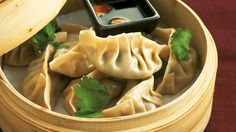 The Biggest Loser Recipes - Oh so yummy streamed pork dumplings