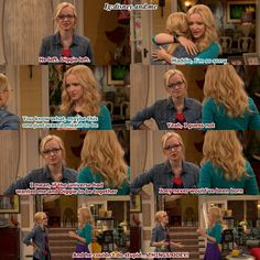 Disney Channel Liv and Maddie. Liv Rooney, Maddie Rooney and Joey Rooney. Twins. Dove Cameron and Joey Bragg. Family.