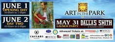 Ceasar Windsor is a sponsor for the Art in the Park 2013!
