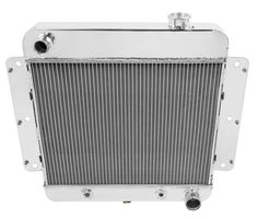 American Eagle Two Row All Aluminum Radiator for 1962 -1967 Chevy Nova Inline Six AE255