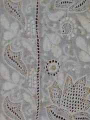 Vintage Chikan Sari (simonmarks textiles)