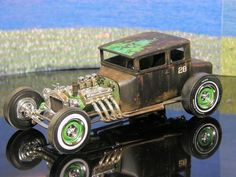 well it seems to me and every one else here. that their are not that many rat rod models or picts of em on this site. and their are more new shiny looking c...