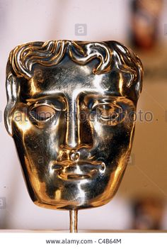 Bafta Statue Stock Photo, Picture And Royalty Free Image. Pic ...