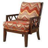 Found it at Wayfair - Stockport Cotton Arm Chair