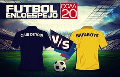 Le tenemos partido de fútbol para estedomingo 20 de Julio de 2014a las 12:30 hrs. contra Los Rafaboys en las canchas de la Cordep de la co...