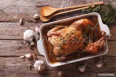 Fat Flush Phase 1 Recipes - Page 3 40 Clove Garlic Chicken, Rosemary Roasted Chicken, Raw Garlic, Roasted Garlic, Easy Chicken And Rice, Clean Chicken, Turkey Glaze, Chicken Tender Recipes, 20 Min