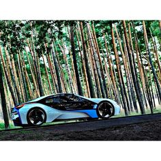 Back to nature with the BMW iConcept