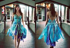 Totally Trashed Fashion
