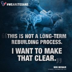 #Texans Quote of the Day