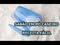 SABAO EM PO CASEIRO TIRA MANCHAS - Sabão em Pó Caseiro Fácil - Modo de P...