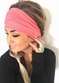 pebby forevee // free shipping // extra wide headband