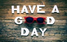 Have a good #day folks!