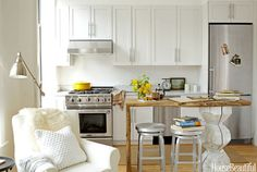 17 Small Kitchens to Inspire You