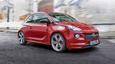 OPEL ADAM S Der Opel Adam lässt die Muskeln spielen Opels neuer Kleiner misst keine vier Meter – hat aber 150 PS. Ist der Adam S eine Sportskanone oder nur rasend gefährlich? BamS hat ihn getestet