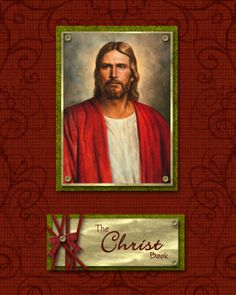 The Christ Book, countdown to Christmas, with songs and such.