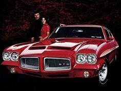 1972 gto judge   Pontiac GTO Coupe Modelljahr 1972 – Bild: Pontiac
