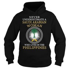 Never Underestimate a Saudi Arabian Woman Who Lives in the Philippines