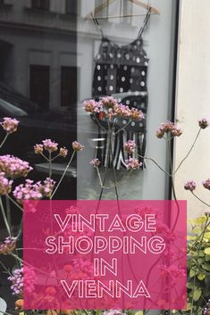 5 Favourite Vintage Shops In Vienna, Austria - The Green Edition - Five brilliant shops for a day of preloved shopping in Vienna, Austria - Slow Fashion, Ethical Fashion, Second Hand Furniture, Fashion Articles, Vienna Austria, Fashion Moda, Vintage Outfits, Vintage Clothing, Sustainable Fashion