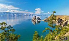 """احتضار جزيرة """"بايكال"""" لتعرّضها لسلسلة من الظواهر الضارّة: كشف الخبراء أن بحيرة بايكال، وهي إحدى مناطق الجذب السياحية الدولية الكبرى، تمر…"""
