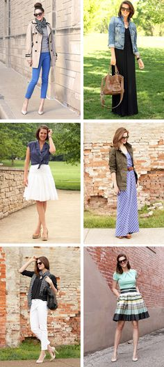 Cute Spring Outfit Ideas | What I Wore