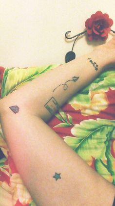 Tattoos delicadas