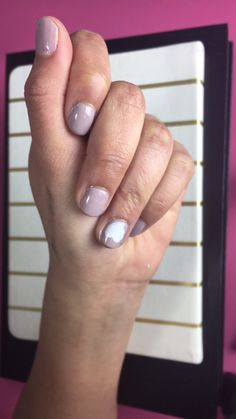 Perfect Nude Nail Design Trend