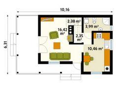 Modele de case din lemn: 3 exemple deosebite - Case practice Plan Design, Case, Floor Plans, Flooring, How To Plan, Mini, Wood Flooring, Floor Plan Drawing, Floor