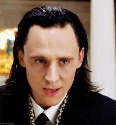 Sexy Loki <3 I have like 50 of these haha!