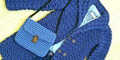 Crocheted coat - ByKaterina