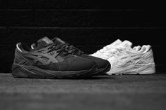 Get an exclusive look at the ASICS Gel Kayano Mono Pack http://thesolesupplier.co.uk/closer-look/asics-gel-kayano-mono-triple-pack/