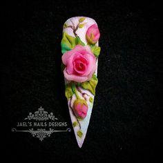 3d nail art...