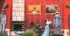 Il castello incantato 2 - MARIONETTE MAURIZIO LUPI. Uno spettacolo di marionette per bambini. Teatro dei ragazzi. Struttura utilizzabile sia in interni che in esterni (piazza, ecc...).